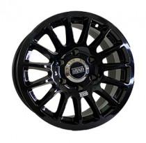 Off Road Wheels OW1030 7x16 6x139.7 ET -2 Dia 110 (DARK_GLOSSY_BLACK)