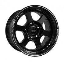 Off Road Wheels OW6025 8x17 5x150 ET 0 Dia 110,1 (MATT_BLACK_LIP_LINE)