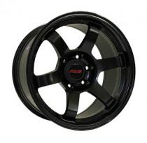 Off Road Wheels OW645 9x18 6x139.7 ET 0 Dia 110 (FLAT_BLACK)