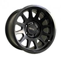 Off Road Wheels OW703 8,5x17 5x150 ET 0 Dia 110 (MATT_BLACK)