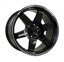 Off Road Wheels OW742 9x20 6x139.7 ET 18 Dia 110,5 (BLACK)