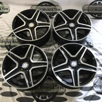 Original Wheels&Tires MRA1564010600 8x19 5x112 ET 43,5 Dia 66,6 (BKF)