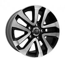 Original Wheels&Tires TYSN24 8,5x20 5x150 ET 58 Dia 110,1 (C_BKF)