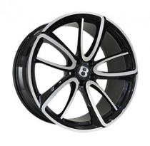 Replica BN1040L 9,5x21 5x112 ET 41 Dia 57,1 (GLOSS-BLACK-WHITH-MATTE-POLISHED_FORGED)