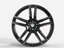 Replica FORGED B1338 11x20 5x120 ET 37 Dia 74,1 (GLOSS-BLACK-WITH-DARK-MACHINED-FACE_FORGED)