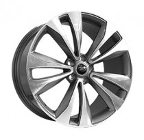 Replica FORGED LR2225 9,5x22 5x120 ET 49 Dia 72,5 (GLOSS-GRAPHITE-WITH-MACHINED-FACE_FORGED)