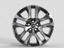 Replica FORGED LR2241 8,5x20 5x120 ET 41,5 Dia 72,6 (GLOSS_BLACK_MACHINED_FACE_FORGED)