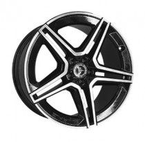 Replica FORGED MR445 8,5x20 5x112 ET 35 Dia 66,5 (BKF_FORGED)