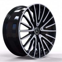 Replica FORGED MR565 8,5x20 5x112 ET 38 Dia 66,6 (GLOSS-BLACK-MACHINED-FACE_FORGED)