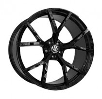 Replica FORGED VV159 10x22 5x112 ET 26 Dia 66,5 (Gloss_Black_FORGED)