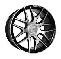 Replica MR251 9,5x19 5x112 ET 39 Dia 66,6 (BKF)