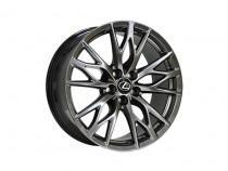 Replica Lexus LX954 HPB 8x19 5x114,3 ET 35 Dia 60,1 (HPB)