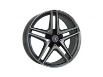 Replica Mercedes MR010 GMF 8,5x20 5x112 ET 39 Dia 66,6 (GMF)