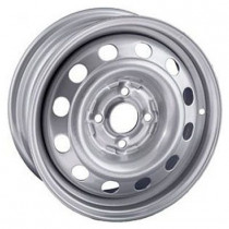 Steel SDT U4085 6x15 4x114.3 ET 44 Dia 56,6 (Silver)
