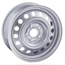Steel Steger X40015ST 7x17 5x114.3 ET 45 Dia 60,1 (Silver)