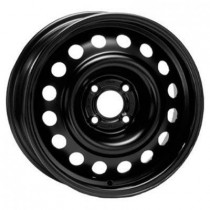 Steel TREBL X40037 5,5x14 4x100 ET 45 Dia 60,1 (BLACK)
