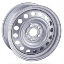 Steel TREBL X40932 5,5x15 5x100 ET 40 Dia 57,1 (Silver)