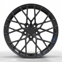 WS FORGED WS1244 8x18 5x112 ET 45 Dia 57,1 (FULL_BRUSH_BLACK_FORGED)