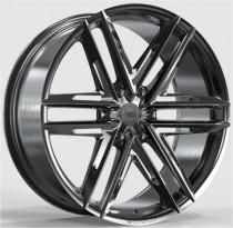 WS FORGED WS2118 9x22 6x139.7 ET 24 Dia 78,1 (FULL_BRUSH_BLACK_FORGED)