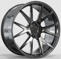 WS FORGED WS2121 9,5x22 5x115 ET 15 Dia 71,6 (FULL_BRUSH_BLACK_FORGED)