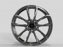 WS FORGED WS2244 8x18 5x120 ET 50 Dia 65,1 (FULL_BRUSH_BLACK_FORGED)