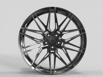WS FORGED WS2245 10x20 5x112 ET 19 Dia 66,5 (FULL_BRUSH_BLACK_FORGED)