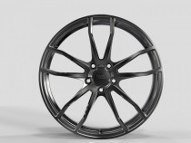 WS FORGED WS2258 8x19 5x114.3 ET 45 Dia 67,1 (FULL_BRUSH_BLACK_FORGED)