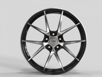 WS FORGED WS2259 8x19 5x114.3 ET 45 Dia 67,1 (GLOSS_BLACK_MACHINED_FACE_FORGED)