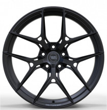 WS FORGED WS411 8x19 5x112 ET 44 Dia 57,1 (SATIN_BLACK_FORGED)