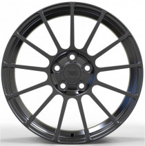 WS FORGED WS923B 8x18 5x114.3 ET 50 Dia 60,1 (FULL_BRUSH_BLACK_FORGED)