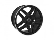 Replica Mercedes MR975 MBL 10x20 5x130 ET 50 Dia 84,1