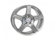 WSP Italy W763 Dione Mercedes 8,5x17 5x112 ET 48 Dia 66,6 (silver)