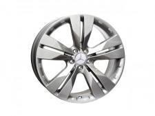WSP Italy W767 Manila Mercedes 7,5x17 5x112 ET 47,5 Dia 66,6 (silver)