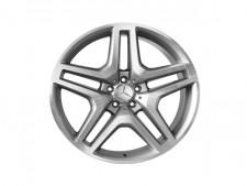 WSP Italy W774 Ischia Mercedes 9,5x20 5x130 ET 50 Dia 84,1 (silver)